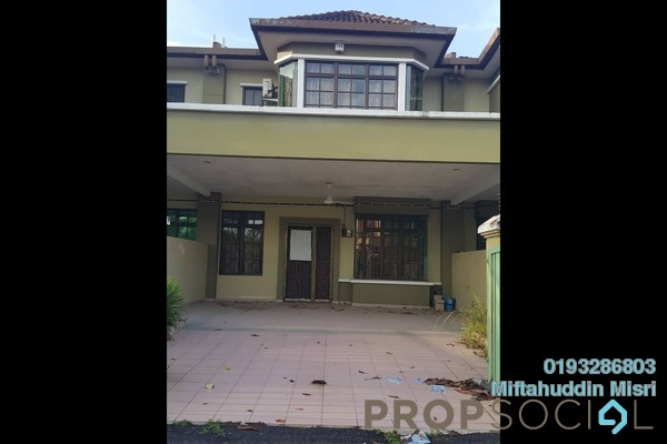 For Sale Terrace at Pajam, Negeri Sembilan Freehold Semi Furnished 4R/4B 450k
