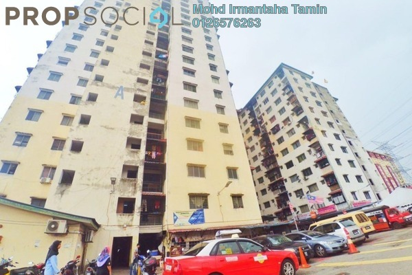 For Sale Apartment at Damai Apartment, Bandar Sunway Freehold Semi Furnished 3R/1B 150k