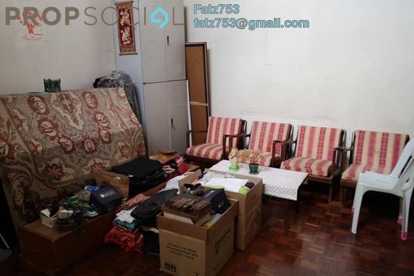 For Rent Terrace at Taman Sentul Jaya, Sentul Freehold Fully Furnished 5R/3B 2.5k