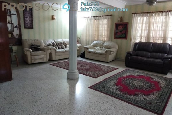 For Rent Terrace at Taman Selayang, Selayang Freehold Fully Furnished 4R/3B 2k