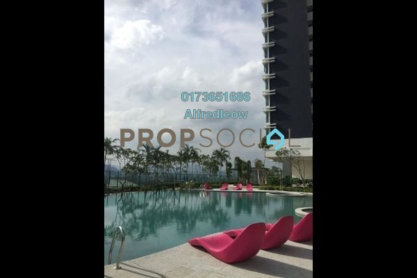 For Sale Condominium at KL Traders Square, Kuala Lumpur Freehold Unfurnished 4R/2B 500k