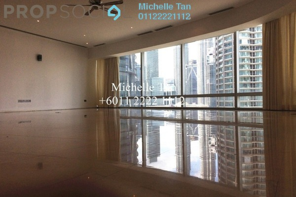 For Rent Condominium at The Avare, KLCC Freehold Semi Furnished 4R/5B 11.5k