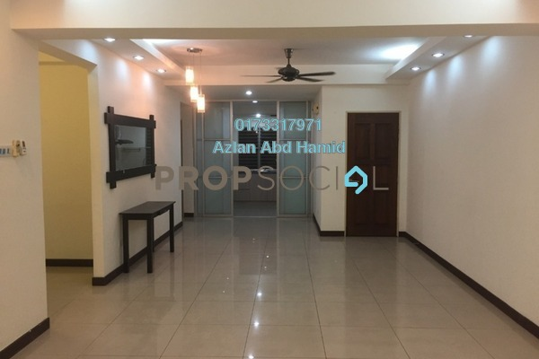For Sale Condominium at Ampang Putra Residency, Ampang Freehold Semi Furnished 3R/2B 530k
