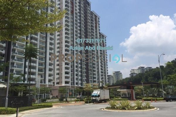 For Sale Condominium at Dwiputra Residences, Putrajaya Freehold Semi Furnished 3R/2B 460k
