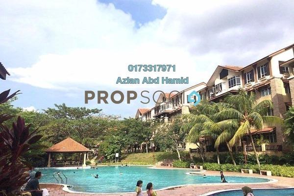 For Sale Condominium at D'Rimba, Kota Damansara Freehold Semi Furnished 3R/2B 430k