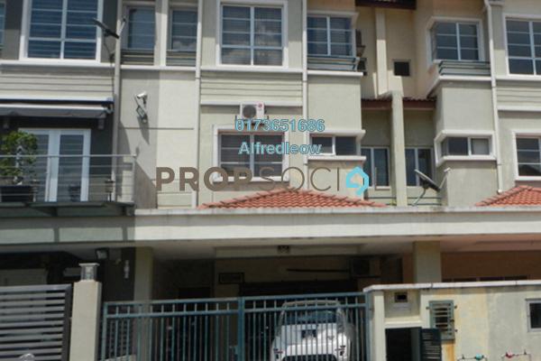 For Sale Terrace at Kemuning Utama Bayu, Kemuning Utama Freehold Semi Furnished 5R/4B 700k