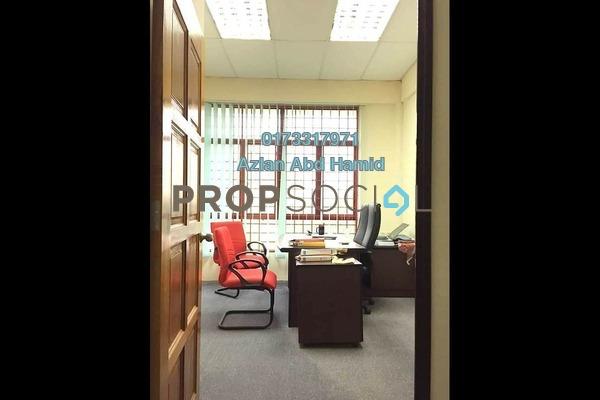 For Rent Office at Platinum Walk, Setapak Freehold Fully Furnished 0R/0B 2.3k