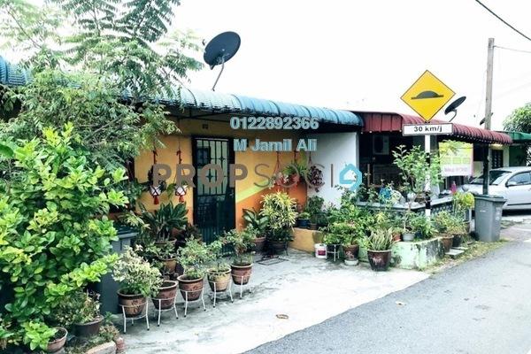 For Sale Terrace at Taman Peserai Jaya, Batu Pahat Freehold Unfurnished 3R/2B 113k