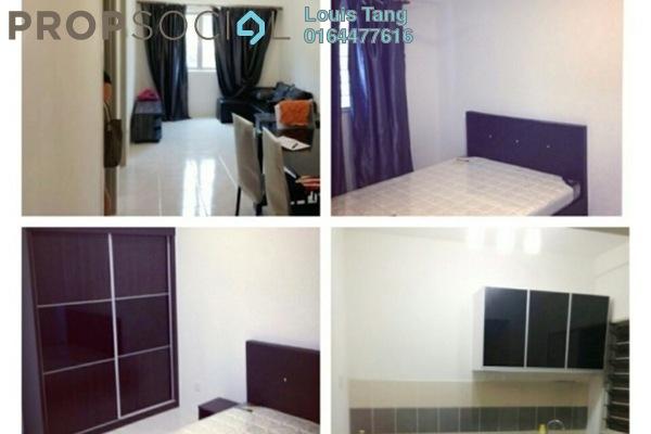 For Rent Apartment at Taman Bukit Erskine, Tanjung Tokong Freehold Fully Furnished 3R/1B 850translationmissing:en.pricing.unit