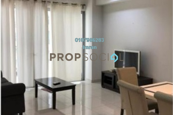 For Rent Serviced Residence at Regalia @ Jalan Sultan Ismail, Kuala Lumpur Freehold Fully Furnished 2R/2B 2.7k