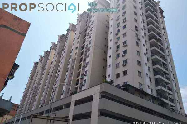 For Sale Apartment at Seri Ampang Hilir, Ampang Hilir Freehold Unfurnished 0R/0B 390k