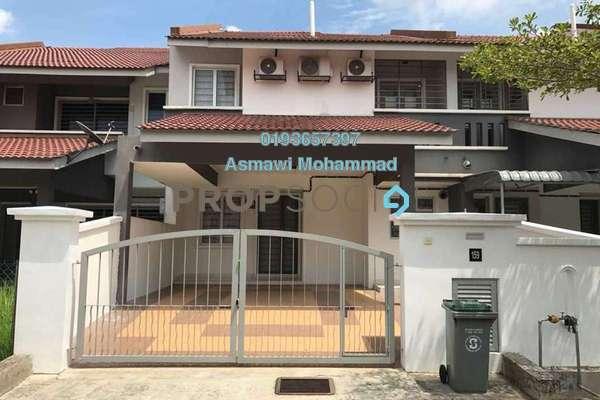 For Sale Terrace at Laman Dillenia, Nilai Impian Freehold Semi Furnished 4R/4B 590k