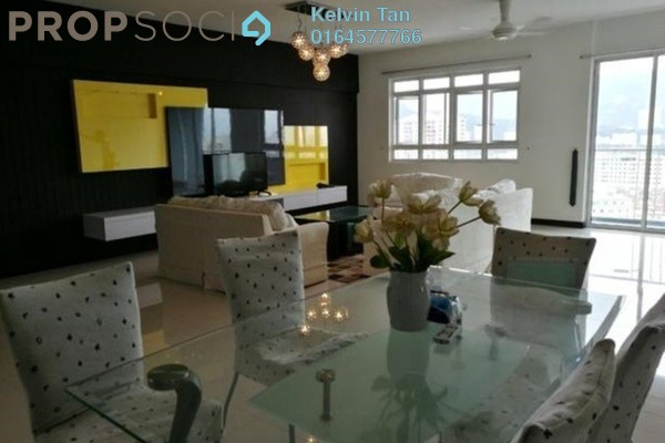 For Rent Condominium at Vertiq, Gelugor Freehold Fully Furnished 3R/2B 4k
