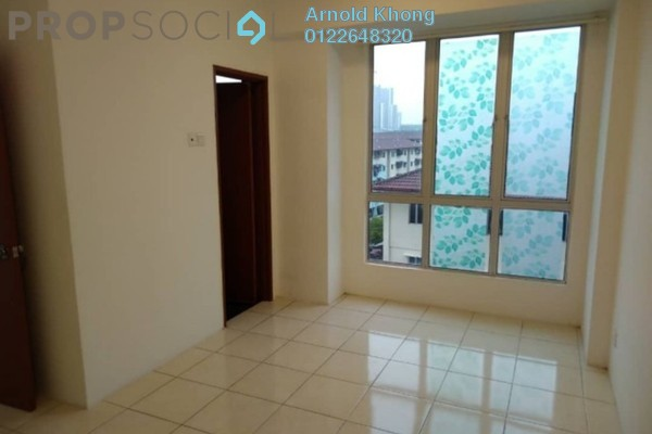 For Rent Apartment at Green Suria Apartment, Bandar Tun Hussein Onn Freehold Unfurnished 4R/2B 1.4k