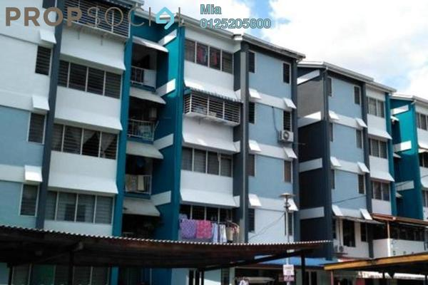For Sale Apartment at Kelumpuk Kemunting, Kuala Lumpur Freehold Unfurnished 0R/0B 100k