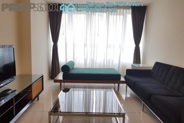 For Rent Condominium at Tiffani Kiara, Mont Kiara Freehold Fully Furnished 3R/2B 4.6k