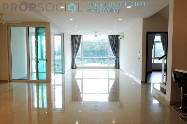 For Sale Condominium at Sunway Vivaldi, Mont Kiara Freehold Semi Furnished 4R/5B 2.8m