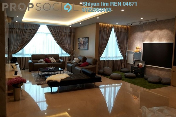 For Sale Condominium at Sunway Vivaldi, Mont Kiara Freehold Fully Furnished 4R/5B 3.95m