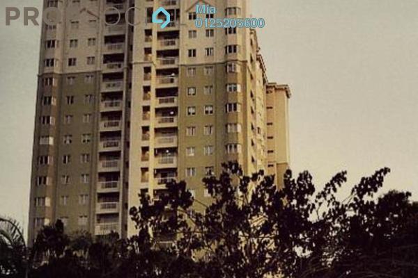 For Sale Condominium at Anggun Puri, Dutamas Freehold Unfurnished 0R/0B 380k