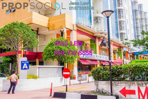 For Sale Office at Kelana Centre Point, Kelana Jaya Freehold Fully Furnished 2R/0B 750k