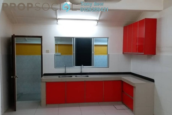 For Sale Terrace at Taman Wangsa Melawati, Wangsa Maju Freehold Semi Furnished 3R/2B 710k