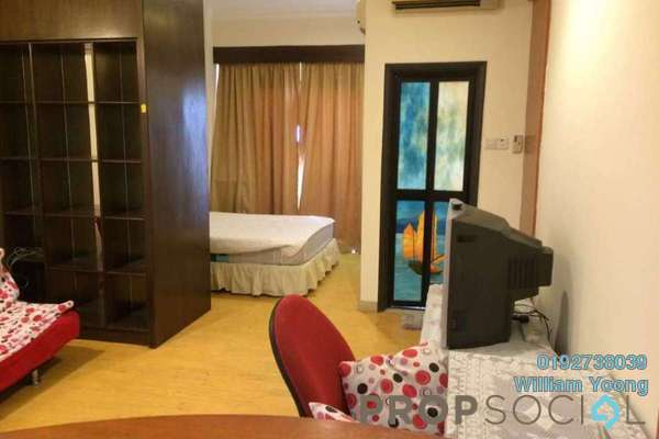For Rent Condominium at Mayfair, Sri Hartamas Freehold Fully Furnished 1R/1B 1.3k