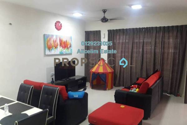 For Sale Terrace at Sunway Alam Suria, Shah Alam Freehold Semi Furnished 5R/4B 730k
