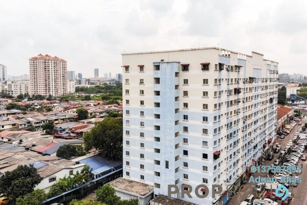 For Sale Apartment at Taman Medan, PJ South Leasehold Fully Furnished 3R/2B 260k