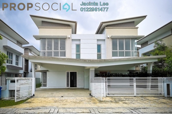 For Sale Semi-Detached at Sunway Alam Suria, Shah Alam Freehold Unfurnished 5R/3B 567k