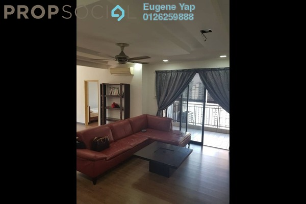 For Rent Condominium at Sri Putramas II, Dutamas Freehold Fully Furnished 3R/2B 2k