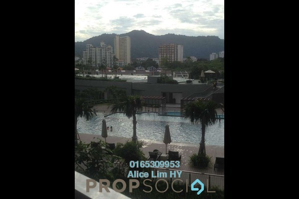 For Sale Condominium at Tropicana Bay Residences, Bayan Indah Freehold Unfurnished 3R/2B 790k