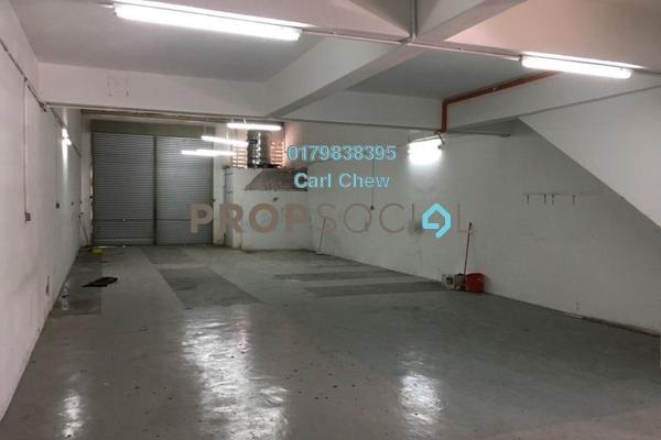 For Sale Factory at Taman Perindustrian Kinrara, Bandar Puchong Jaya Freehold Unfurnished 0R/2B 1.6m