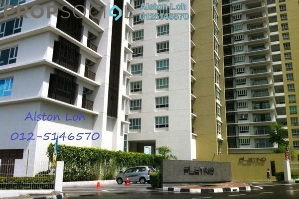 For Sale Condominium at Platino, Gelugor Freehold Fully Furnished 5R/4B 2.3m