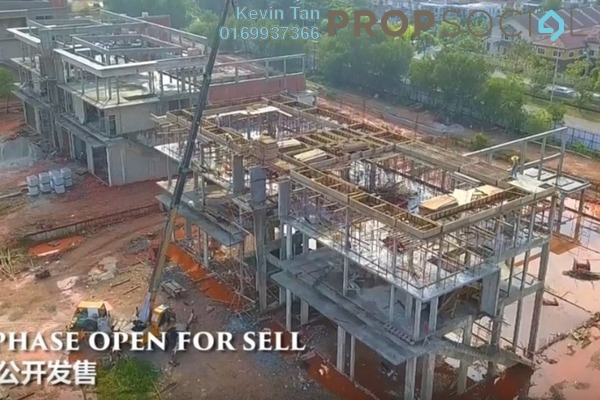 For Sale Factory at Nouvelle Industrial Park, Kota Puteri Freehold Semi Furnished 0R/7B 2.91m