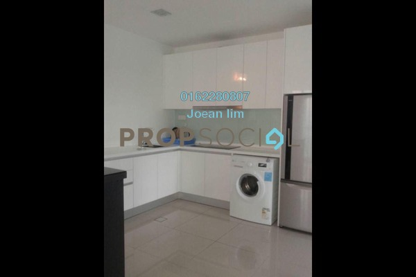 For Sale Apartment at Tropez Residences, Danga Bay Freehold Semi Furnished 1R/1B 460k
