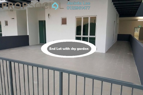 For Sale Serviced Residence at Silk Residence, Bandar Tun Hussein Onn Freehold Unfurnished 3R/2B 418k