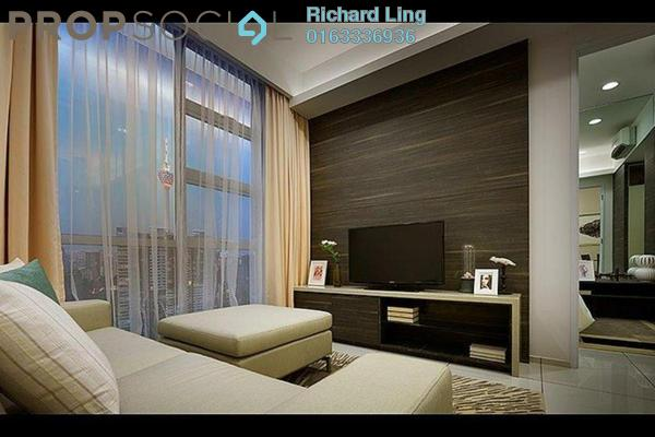 For Rent Condominium at The Robertson, Pudu Freehold Fully Furnished 1R/1B 3.4k