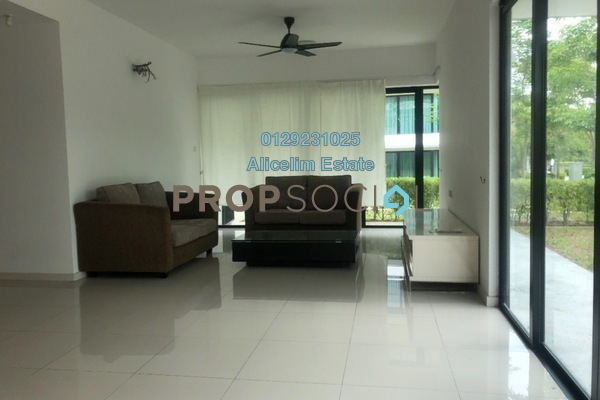 For Rent Townhouse at Primer Garden Town Villas, Cahaya SPK Freehold Semi Furnished 4R/4B 1.8k