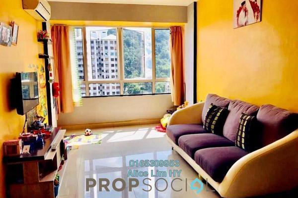 For Sale Condominium at Taman Lebah Hijau, Green Lane Freehold Fully Furnished 3R/2B 418.0千