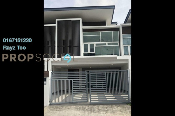For Sale Terrace at Taman Mount Austin, Tebrau Freehold Unfurnished 4R/5B 750k