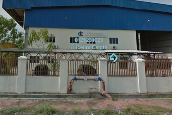 For Rent Factory at Bandar Puncak Alam, Kuala Selangor Freehold Unfurnished 0R/6B 30k