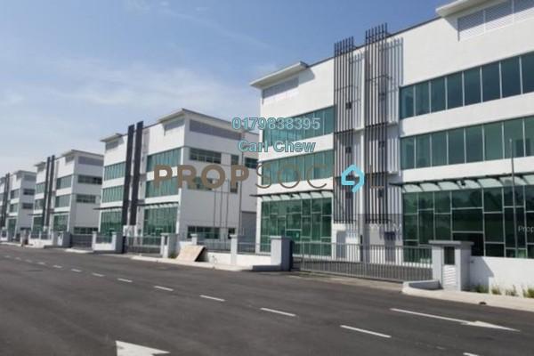 For Rent Factory at Kawasan Perindustrian Sungai Puloh, Meru Freehold Unfurnished 0R/0B 80k