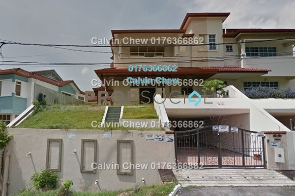 For Sale Semi-Detached at Cypress Villa, Sungai Ara Freehold Unfurnished 0R/0B 957k