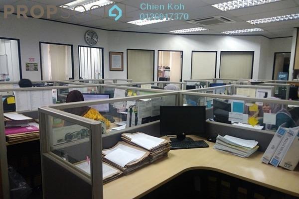 For Rent Office at Taman Perindustrian Jaya, Ara Damansara Freehold Fully Furnished 0R/0B 7k