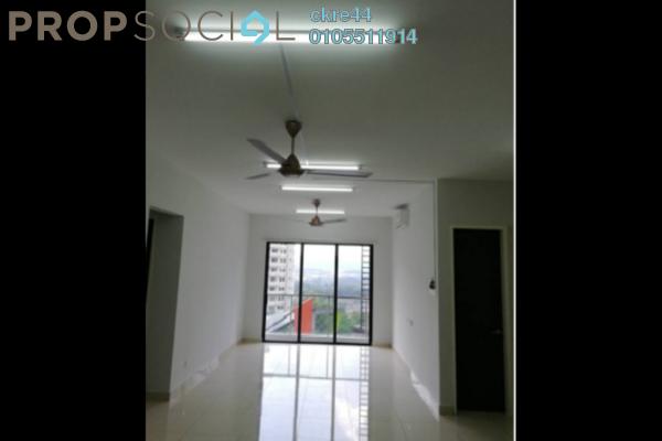 For Rent Condominium at 9INE, Batu 9 Cheras Freehold Semi Furnished 3R/2B 1.25k