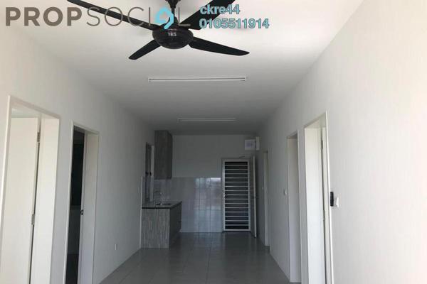 For Rent Condominium at Residensi Razakmas, Bandar Tun Razak Freehold Semi Furnished 3R/2B 1.2k