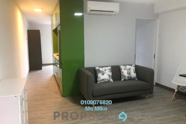 For Sale Condominium at Empire City, Damansara Perdana Freehold Fully Furnished 1R/1B 280k