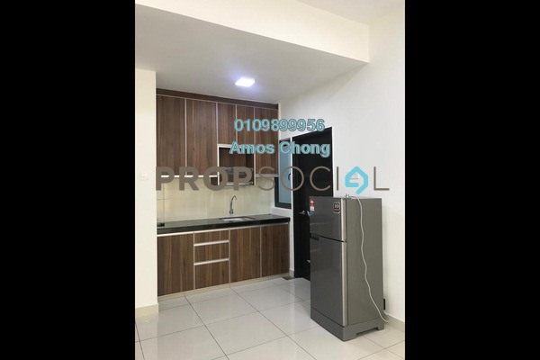 For Rent Serviced Residence at Kiara Plaza, Semenyih Freehold Fully Furnished 3R/2B 1.8k