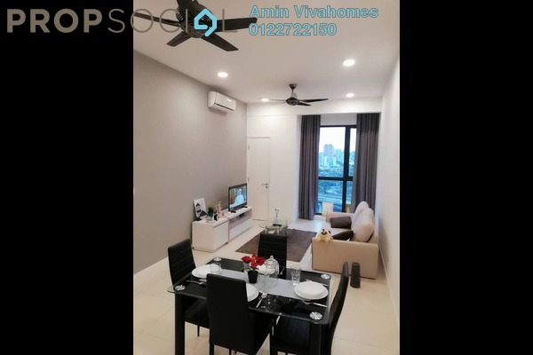 For Rent Condominium at Three28 Tun Razak, KLCC Freehold Fully Furnished 3R/3B 4.5k