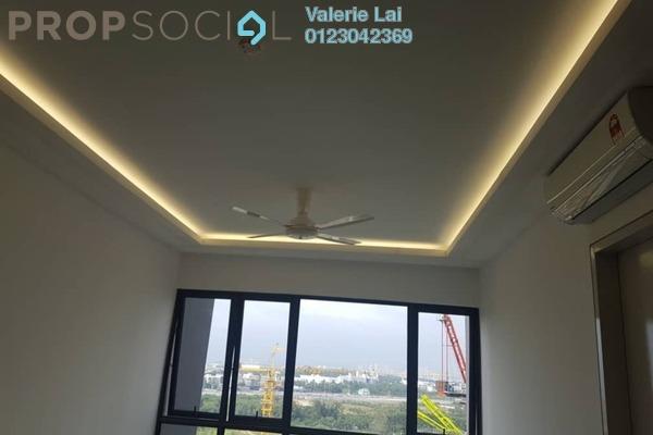 For Rent Condominium at Paloma Serviced Residences, Subang Jaya Freehold Semi Furnished 2R/2B 1.65k